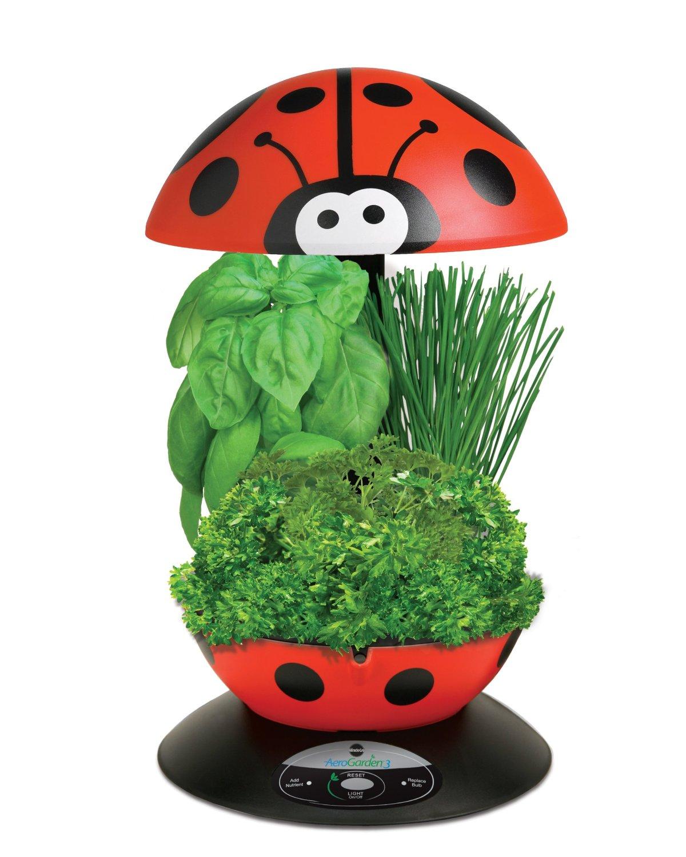 Miracle gro aerogarden herb garden 3 and 7 pod systems for Indoor gardening expo 2014