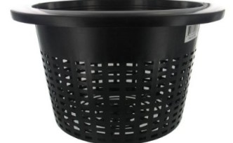 Hydroponic Bucket Basket 10-In