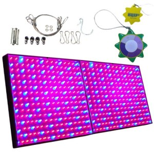 28W LED Grow Light - Blue and Red