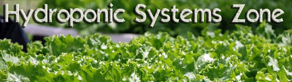 Hydroponic System Zone
