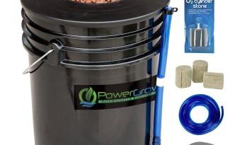 Powergrow DWC Hydroponic System 6 inch