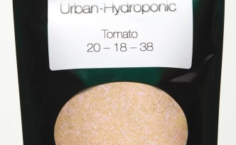 Urban Hydroponic Tomato Fertilizer