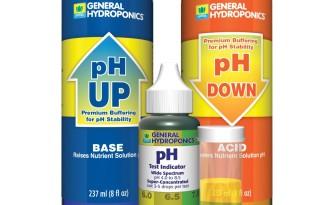 General Hydroponics Ph Control Kit